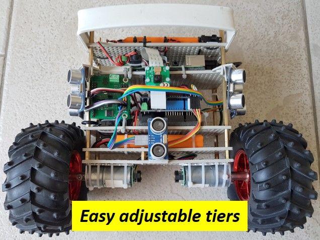 兩輪平衡機器人DIY圖解
