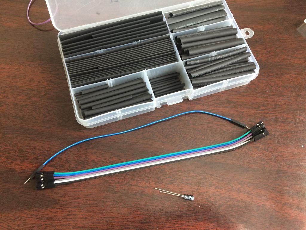 ArduinoICSP編程電纜的制作