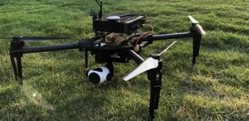 怎样利用无人机来锁定气体的污染源