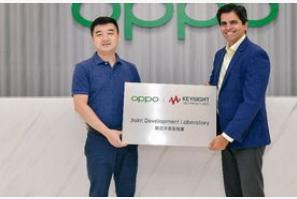 OPPO将与Keysight在5G智能设备研发方面加强合作