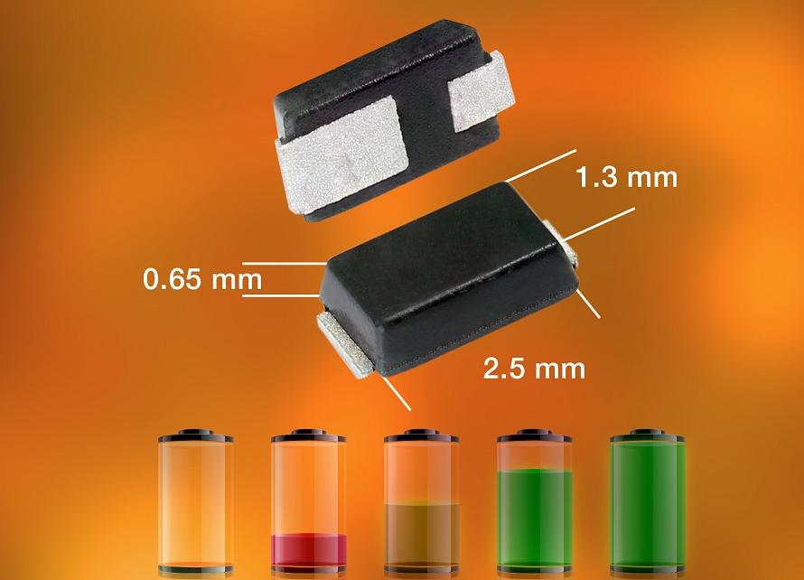 Vishay推出MicroSMP封裝的200 V...