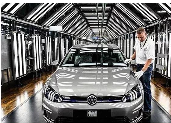 RFID在汽车生产线上可以怎样应用