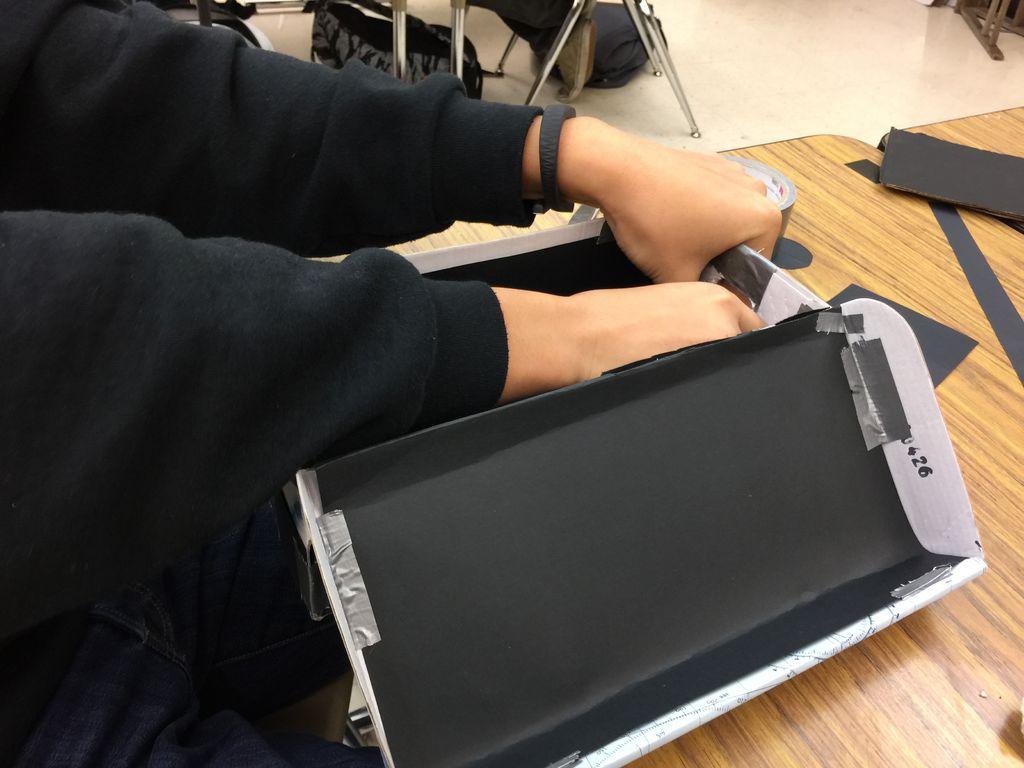 智能手机投影仪DIY图解