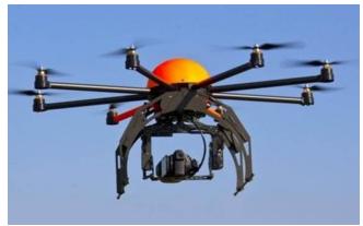 无人机用小型炸弹是什么样子的