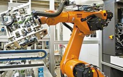 工业机器人在未来的发展将越来越重要