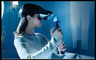 华为凭借5G技术带来了首款轻薄VR眼镜