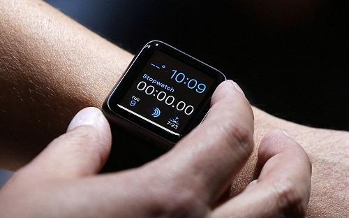 2022年全球智能手表将突破1亿块,Apple Watch为主力