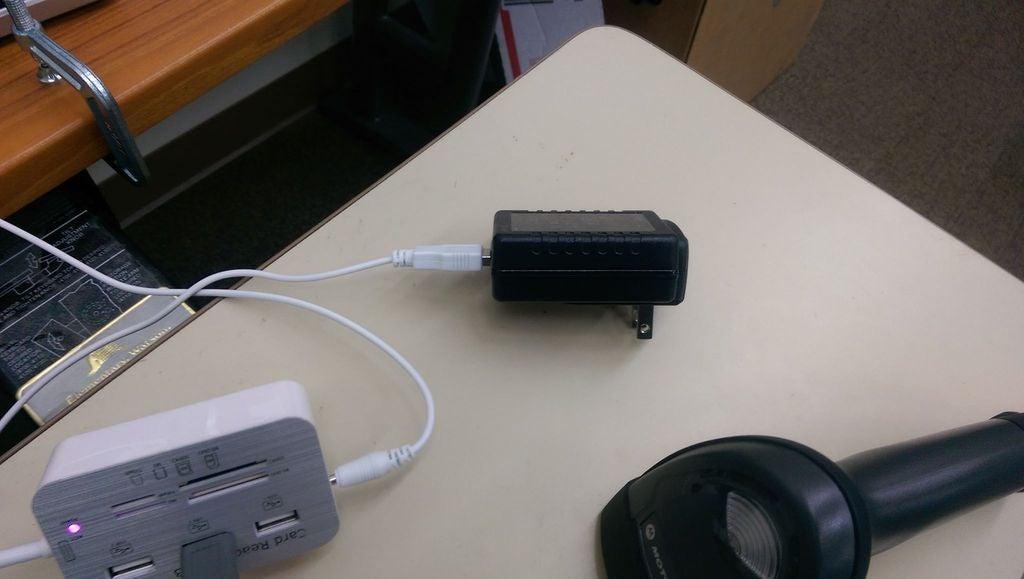 怎樣在iPad上使用USB條形碼掃描儀