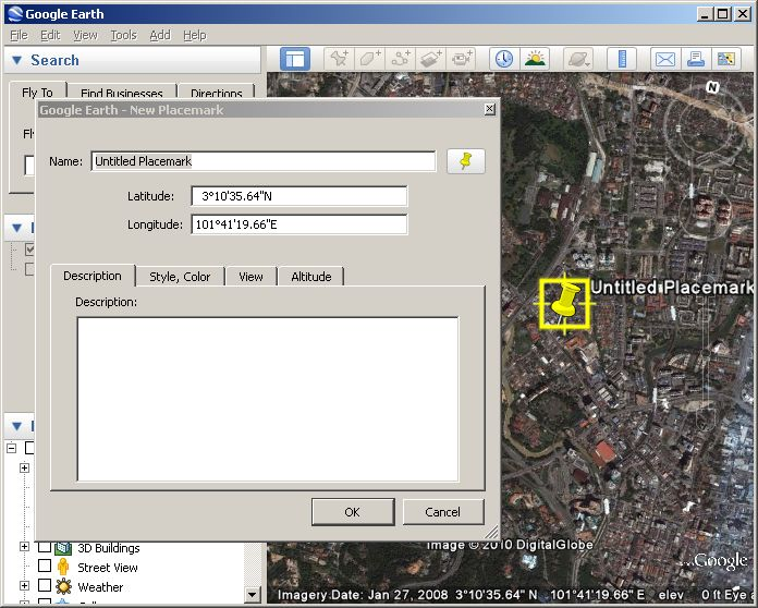 怎样为您的自定义Google地图创建KML文件