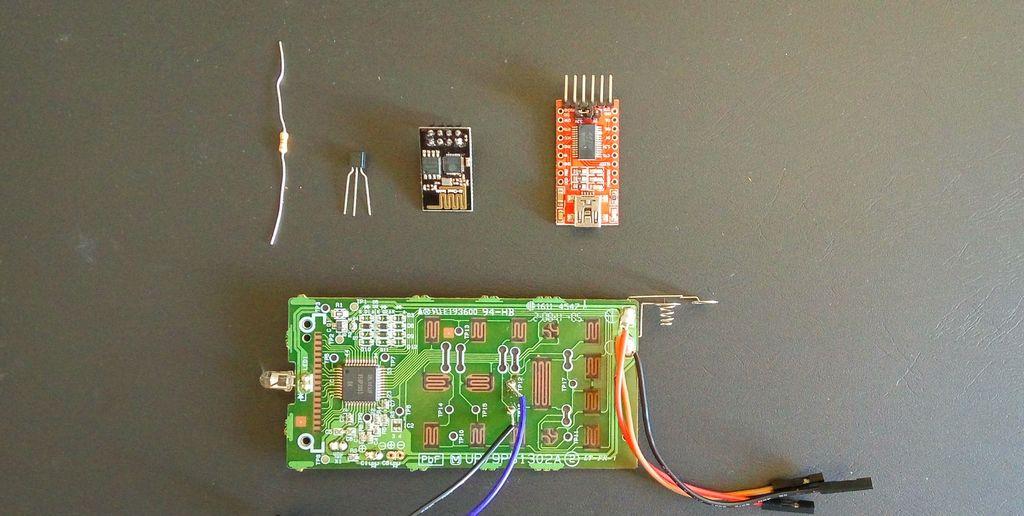 怎样使用ESP8266控制空调