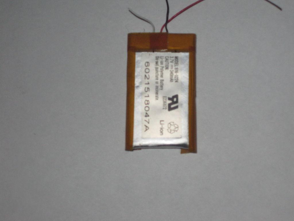 怎样从可充电锂电池中获得热敏电阻