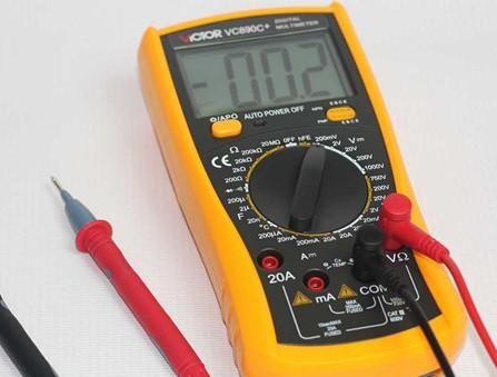 萬用表測電阻過程中的常見問題講解