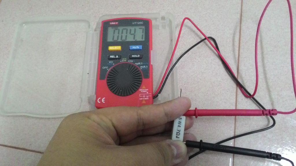 如何测量电池的内阻