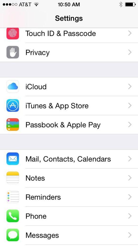 如何将电子邮件添加到iPhone