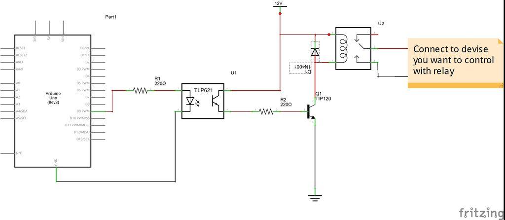 如何通過Arduino安全使用中繼