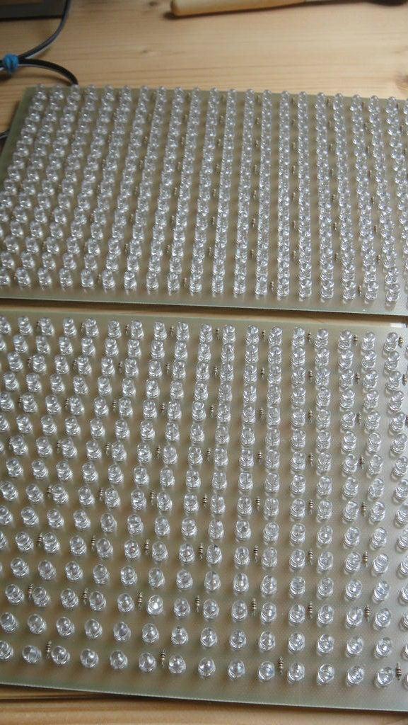 自制紫外线曝光盒DIY图解