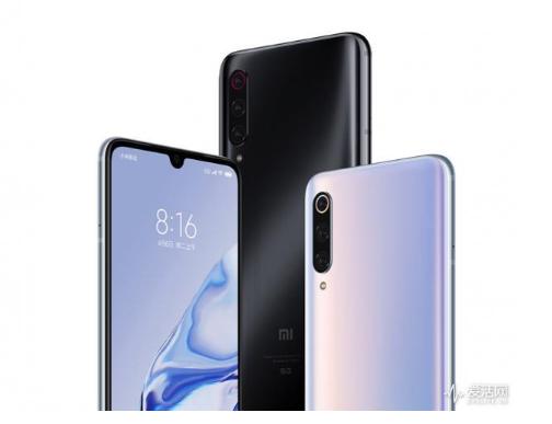 小米带来了配备有环绕屏的5G概念手机小米MIX ...