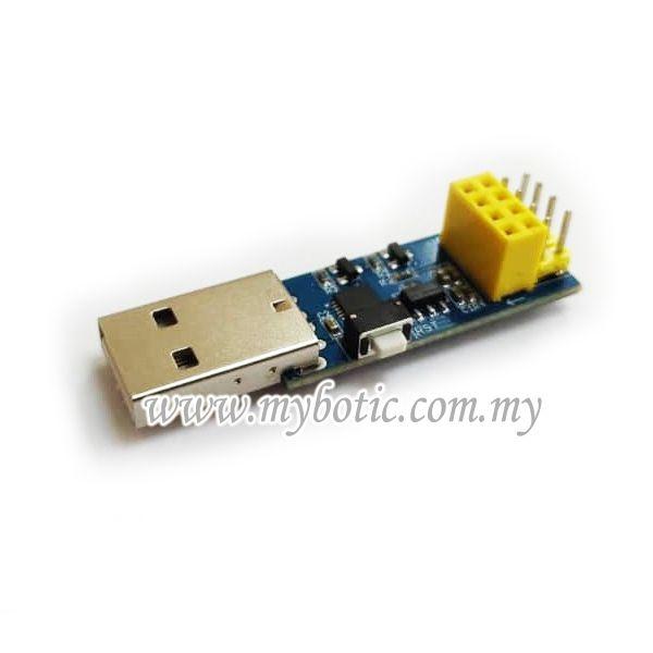 怎样使用ESP8266 Flasher和Programmer烧写ESP8266 AT固件