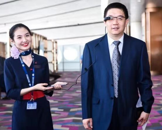 中国联通将可以为北京大兴国际机场旅客提供极致的5...