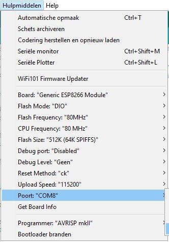 怎样将ESP8266 WiFi板连接到RoboRema App