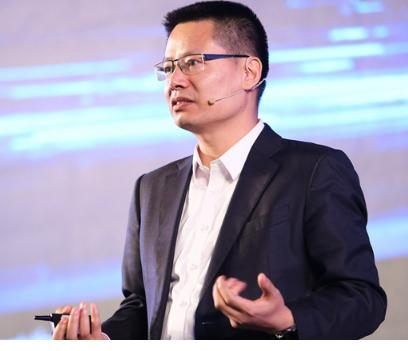 華為提出了智能IP網絡的三層AI架構