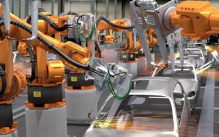工業機器人產業即將進入市場爆發期