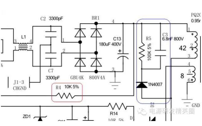 開關電源的各個元器件?應該如何計算損耗和散熱器應該如何估算