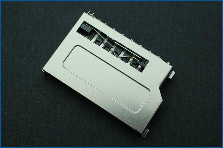 如何修复损坏的树莓派SD卡插槽