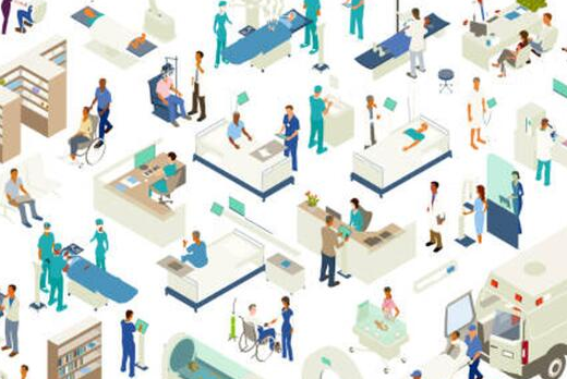 Intermountain正在将区块链技术用于医...