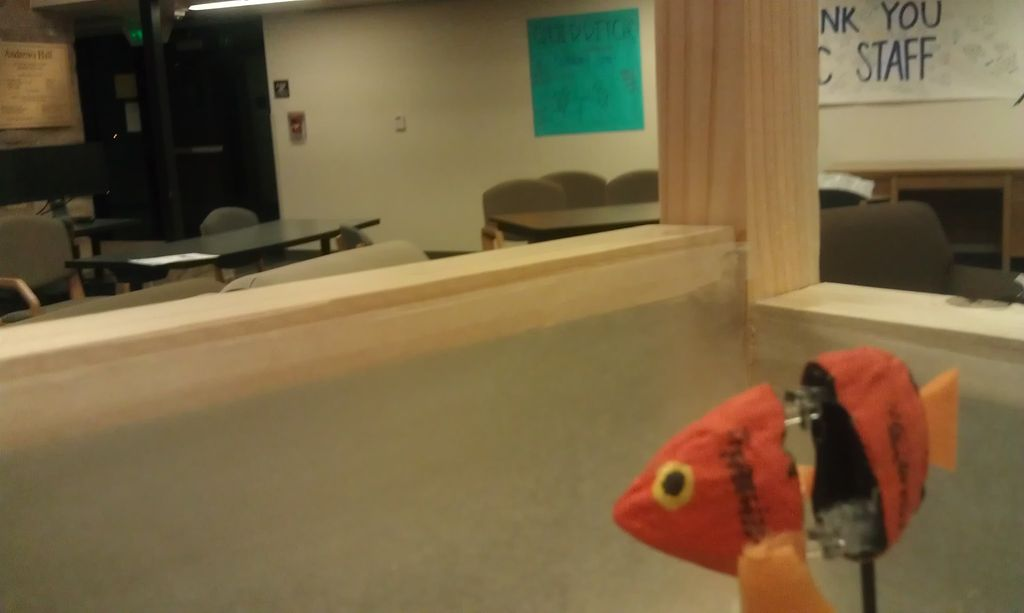 自动机水族馆的制作图解