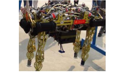 四足仿生机器人控制理论的发展详细概述