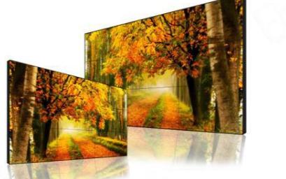 淺析液晶拼接屏嵌入式的拼接處理技術
