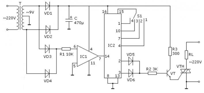 一文解析智能调控方案电路设计