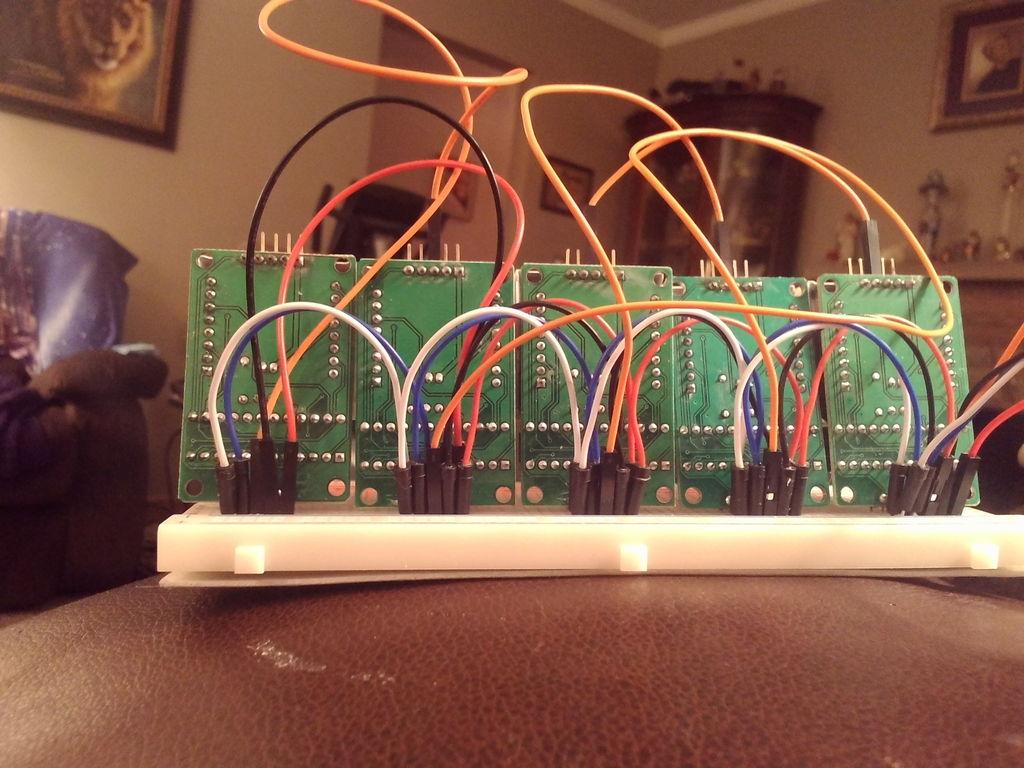 基于Arduino的LED矩陣時鐘的制作教程