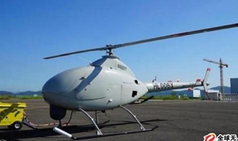 """韩国垂直起降无人直升机""""NI-600VT""""完成首飞实验"""