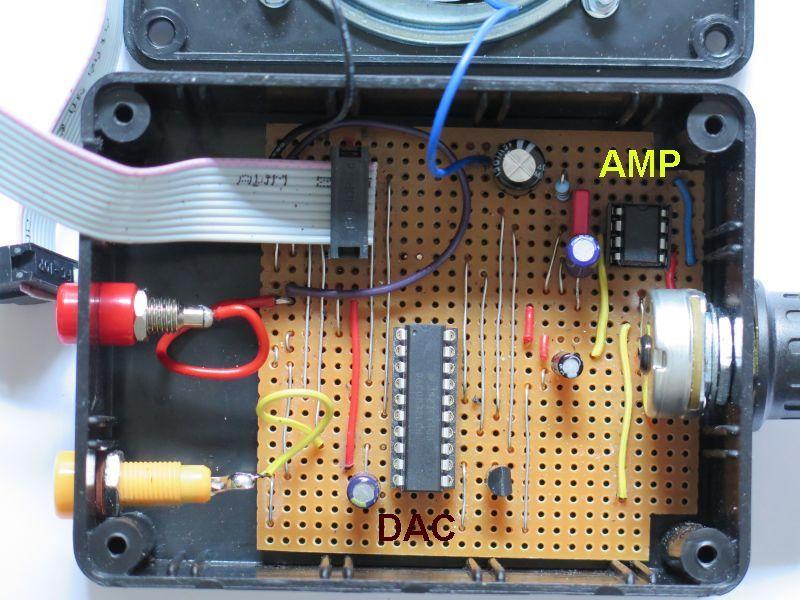 如何使用Arduino和DAC播放音频声音文件