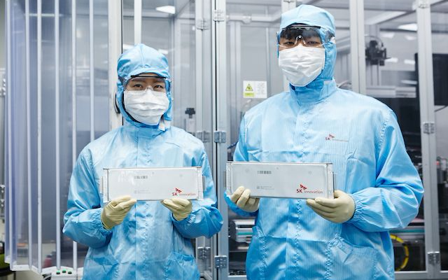 亿纬锂能与SKI合资建设第二座电动汽车电池工厂