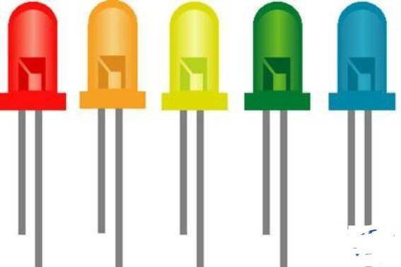 发光二极管的工作电流如何计算