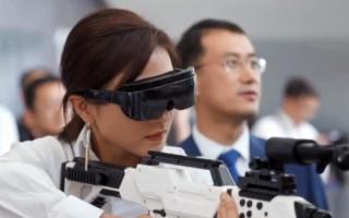 华为发布颠覆式VR眼镜 VR步入轻薄时代
