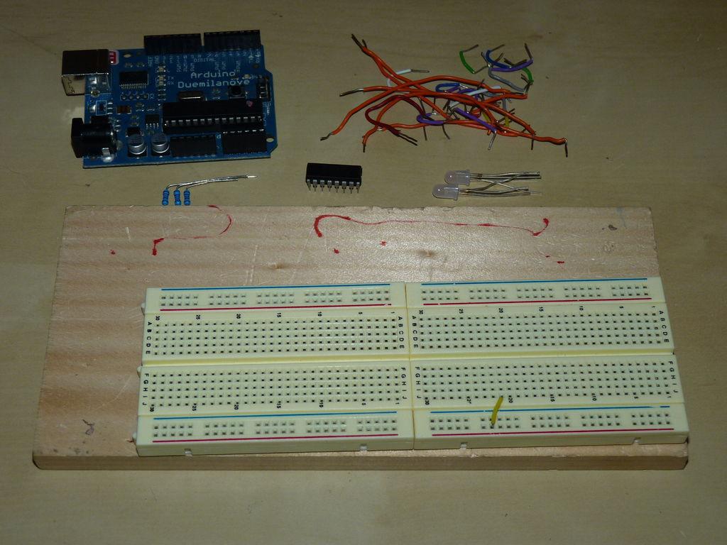 怎样用arduino制作RGB照明系统