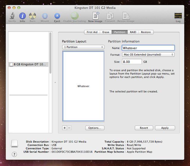 如何使用IAtkos在PC上安装OS X Mountain Lion