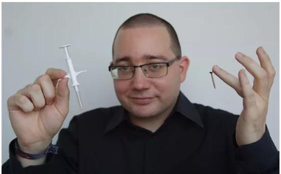 你敢让你的身体植入RFID吗
