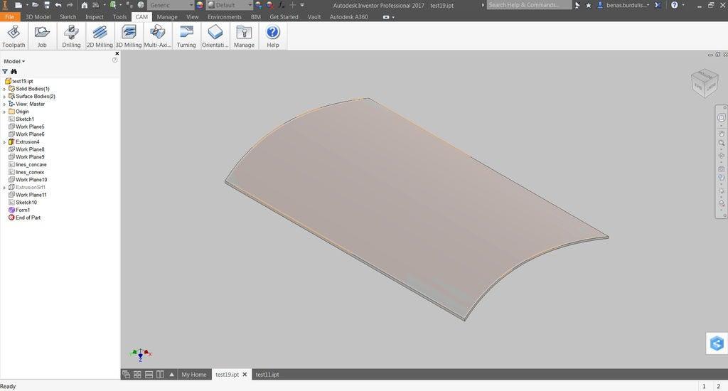 怎样绘制用于CNC铣削的自定义刀具路径