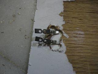 发电地板砖的制作