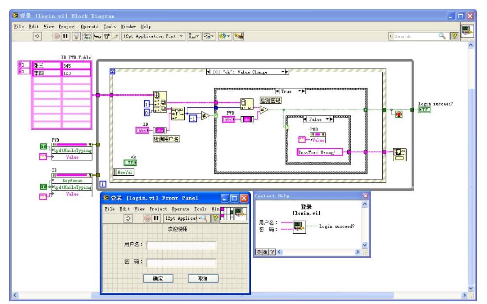 使用LabVIEW的SQL进行连接的程序免费下载