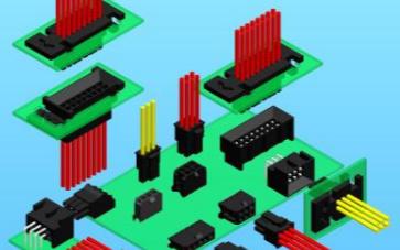 连接器在嵌入式系统设计中发↓挥着重要作用