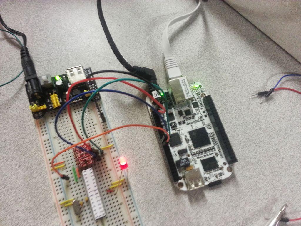 怎樣制作BeagleBone和Arduino進行通信