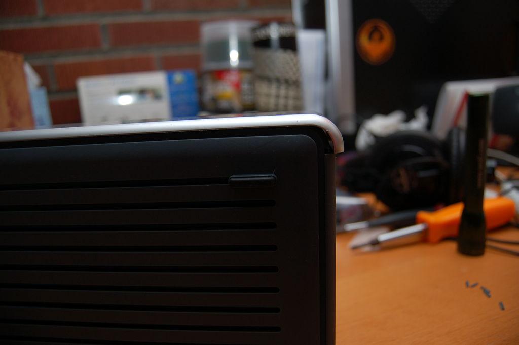 如何打开Western Digital Dual-Option USB机箱