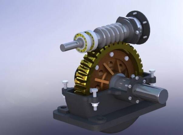 蝸輪蝸桿減速機降溫方法_蝸輪蝸桿減速機拆卸步驟