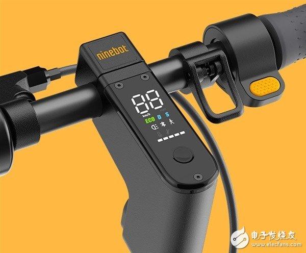 小米九号电动滑板车MAX上市,内置551Wh高安全性18650动力型锂电芯